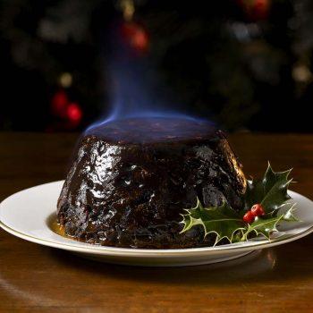 Classic Christmas Pudding