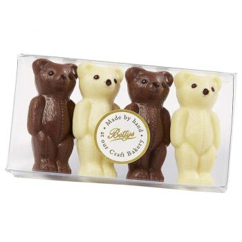 Milk & White Chocolate  Miniature Bears