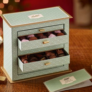 Belmont Chocolate Box