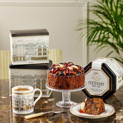 Centenary Tea And Cake