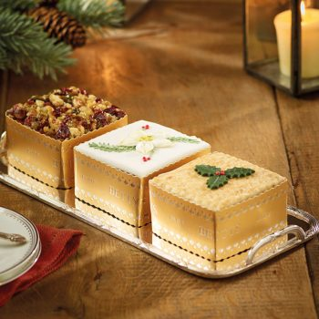 Christmas Cake Selection