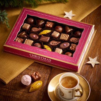 Christmas Chocolate Selection