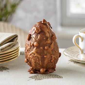 Hazlenut And Almond Milk Chocolate Egg Lifestyle