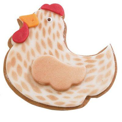 Lebkuchen Speckled Hen