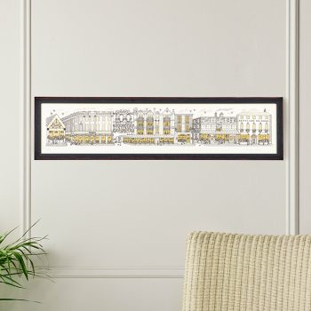 Limited Edition Centenary Print Lifestyle