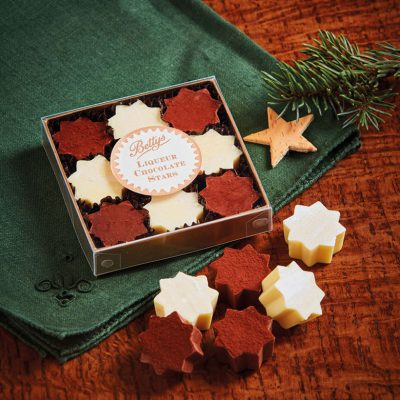 Liqueur Chocolate Stars