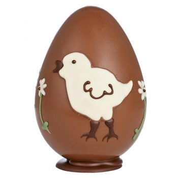 Milk Chocolate Chick Egg