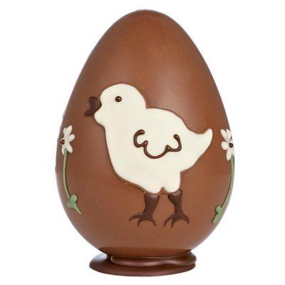 Milk Chocolate Chick Egg
