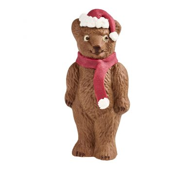 Milk Chocolate Christmas Bear
