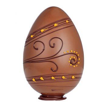 Milk Chocolate Orange Flavoured Egg