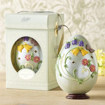 Spring Bloom Egg With Box