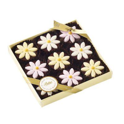 Spring Flower Fondant Chocolates