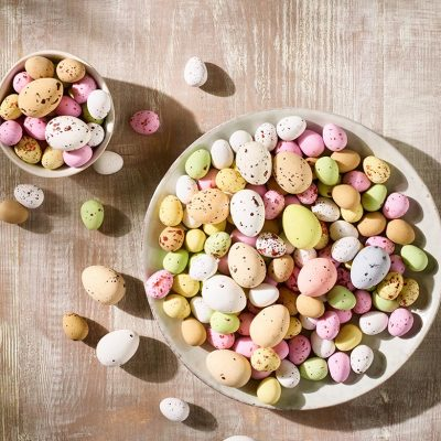 Sugar Coated Miniature Eggs