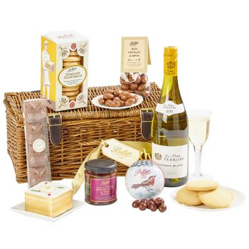 Taste Of Bettys Wicker Hamper