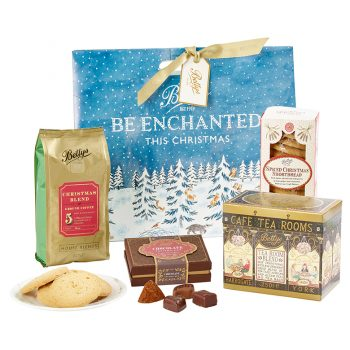 Tea, Coffee and Treats Gift Bag