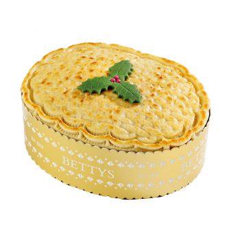 Toasted Marzipan Cake