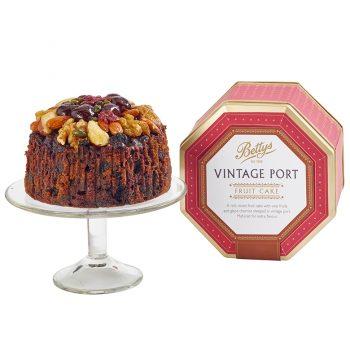 Vintage Port Cake